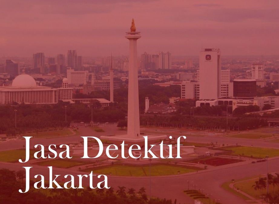 Detektif Perselingkuhan Jakarta