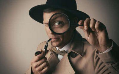 Cara Menjadi Detektif, Berikut Langkah-Langkahnya